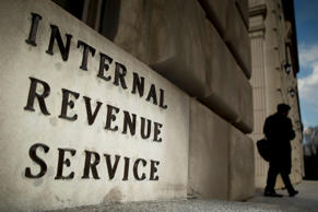 Internal Revenue Service IRS headquarters