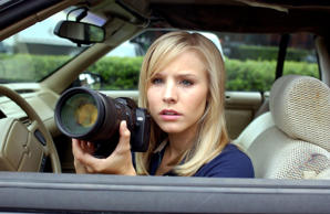 Starring Kristen Bell, Veronica Mars was about a high school student moonlightin...