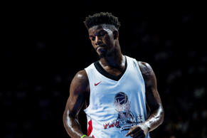 Jimmy Butler  from United States of America of Minnesota Timberwolves during the...