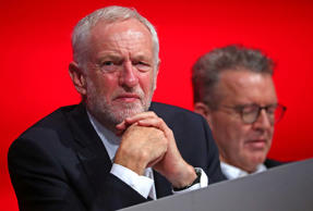Jeremy Corbyn has said he will not rule out a second referendum.