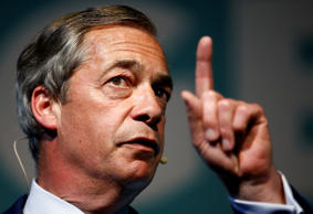 Farage's fundraising for Brexit Party allows foreign donors to 'break rules', wa...