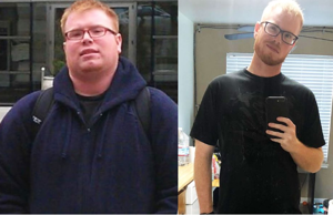 David Myers used to weigh nearly 360 pounds. After going on the keto diet, learn...