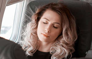 The unexpected thing cabin crew say will help you sleep on a plane