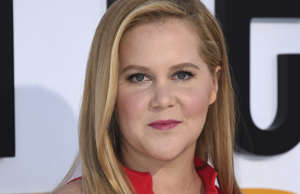 "Amy Schumer arrives at the world premiere of ""I Feel Pretty"" at the Westwood Vil..."