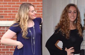 Kayla Nelson was a size 12 when her friend introduced her to a low-carb eating p...