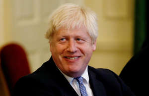 Boris Johnson (Foto: Henry Nicholls - WPA Pool/Getty Images)