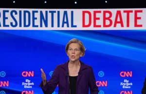 Watch the Debate Live: Democrats Criticize Warren Over Ending Private Health Ins...