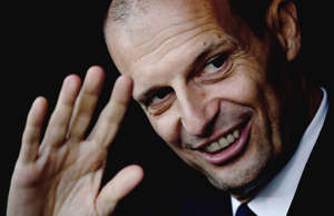 Massimiliano Allegri is reportedly close to agreeing a £6.5m-a-season deal at Ma...