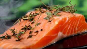 Even though salmon is rich in omega-3, it's important to pay attention to whe...