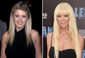 Tara Reid during 'The Beach' - Hollywood Premiere at Mann Chinese Theatre in Hol...
