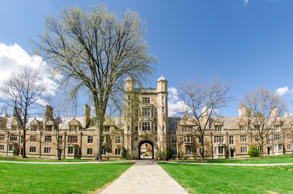 The Campus of the University of Michigan Law School in Ann Arbor is also known a...