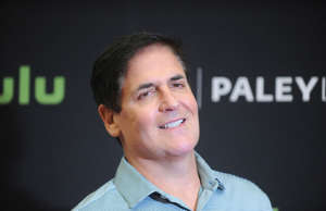 Mark Cuban in 2016 in New York City.