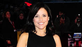 Julia Louis-Dreyfus thanks Katy Perry for 'inspiration' after cancer treatment