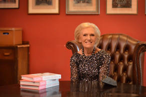 Mary Berry reveals her darker side as she talks about being arrested 25 years ag...