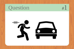 A man pushes his car to a hotel and tells the owner he's bankrupt. Why?Answer: H...
