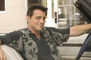 JOEY -- Season 2 -- Pictured: Matt LeBlanc as Joey Tribbiani -- Photo by: Paul D...