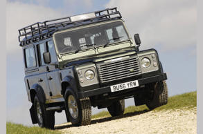 Designed as Britain's answer to the Jeep, the Land Rover was tough, basic and...