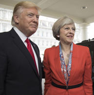 Trump's UK visit confirmed for Friday 13th July by the White House