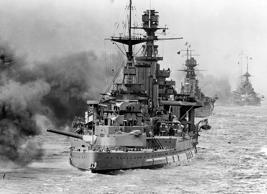 UNSPECIFIED - CIRCA 1939:  World War II. Manoeuvres of the British Navy in the C...