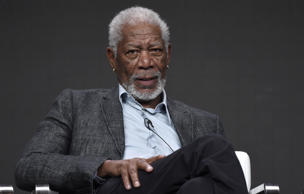 File: Morgan Freeman participates