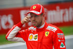 Vettel handed grid penalty impeding