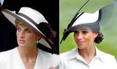 times Meghan followed Princess Diana's