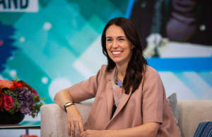 TODAY -- Pictured: Jacinda Ardern, Prime Minister New Zealand on Monday, Septemb...
