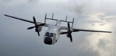US Navy plane carrying 11 crashes in the Philippine sea en route to aircraft car...