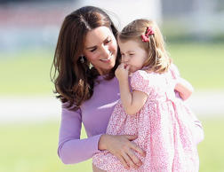 <p>Princess Charlotte is almost ready to make her preschool debut. Next month, t...