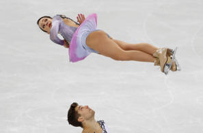 Figure Skating – Pyeongchang 2018 Winter Olympics – Team Event Pair Skating shor...