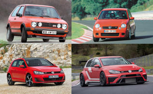 The Volkswagen GTI is the quintessential hot hatch—and in 2016, it turned 40. Si...