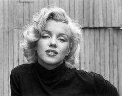 CALIFORNIA, UNITED STATES - 1953: Actress Marilyn Monroe at home. (Photo by Alfr...