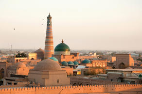 Dancing in Khiva (Dreamstime)