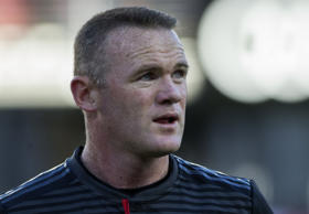 Wayne Rooney continued his excellent form since moving to the MLS