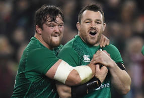 Ireland aren't officially No 1 in the world yet, but can they now go on to rule ...