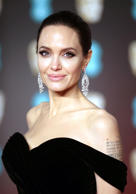 Angelina Jolie arrives at the BFI for the 'Preventing Sexual Violence in Conflic...