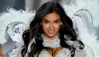This Victoria's Secret Model Is Being Accused of Fat Shaming for Exercising at a...
