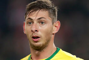 "Tragic Cardiff striker Emiliano Sala had described joining Cardiff as ""one of th..."