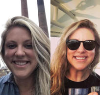 "Briana Culberson, daughter of ""RHOC"" star Vicki Gunvalson, has been on the keto ..."