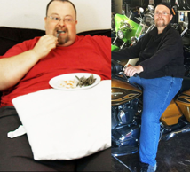 Chad Dean from 'My 600-Lb Life' describes how he lost more than 400 pounds and k...