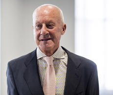 Architect Norman Foster