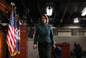 Trump's grounding of Pelosi's plane sparks political outcry: 'One sophomoric res...