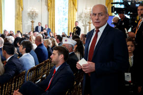 John Kelly said getting fired 'would be the best day I've had': report