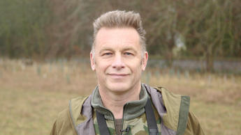 Chris Packham, the broadcaster