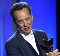 Richard E Grant and Roma were among the winners at the Film Independent Spirit A...