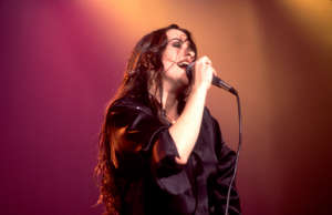 Canadian rock star Alanis Morissette magazine cover shoot. (Photo by Terry O'Nei...