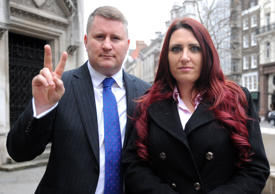Facebook allows far-right group Britain First to set up new pages and buy advert...