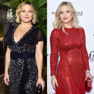 After a weight gain, Kate Hudson turned to Weight Watchers, becoming a celebrity...