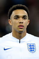 Trent Alexander-Arnold has returned to Liverpool for treatment on a back injury.