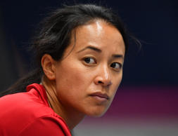 Anne Keothavong has warned her players not to let the feisty behaviour of Kazakh...